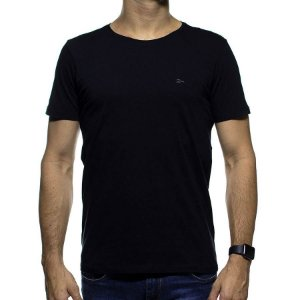 Camiseta de Malha Urbô Preta Basica