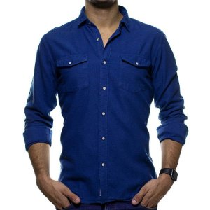 Camisa Social King e Joe Denin Regular Fit