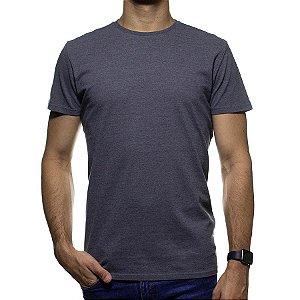 Camiseta de Malha Richards Cinza Basica