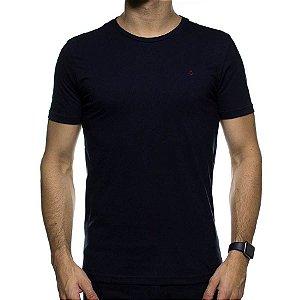 Camiseta Malha Marinho King e Joe Basica