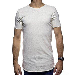 Camiseta Malha King e Joe Bege Basica