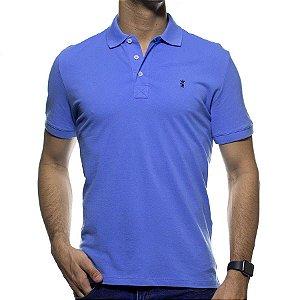 Camisa Polo Sergio K Azul Claro