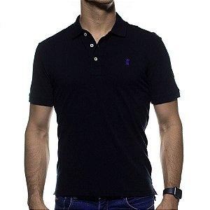 Camisa Polo Sergio K Preto Básico