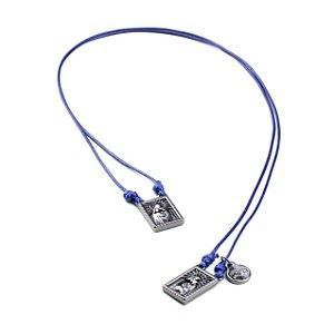 Escapulário Urbô Azul