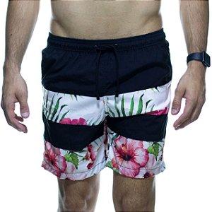 Short Sergio K Floral Listras