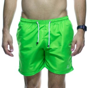 Short Montrê Verde Neon