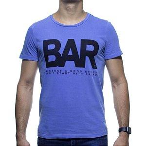 Camiseta Malha Sergio K BAR