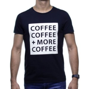 Camiseta Malha Sergio K Coffe
