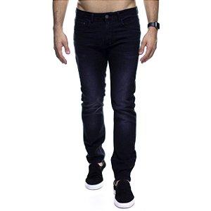 Calça Jeans Calvin Klein Preta Slim