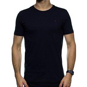 Camiseta Malha King e Joe Preta Basica