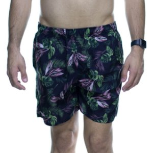 Short King e Joe Preto Floral