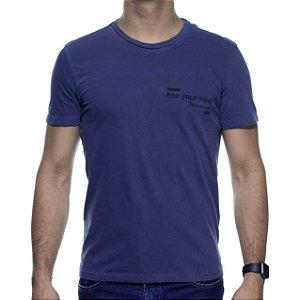 Camiseta Malha Sergio K Drinks Mind Cerveja