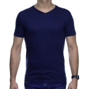 Camiseta Malha King e Joe Marinho Basica Gola V