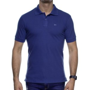 Camisa Polo Urbô Confort Azul