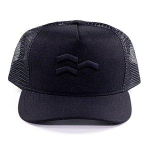 Bone Urbô Trucker Black Symbol