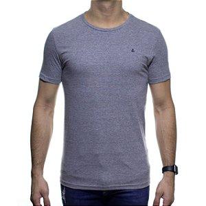 Camiseta Malha King e Joe Cinza Basica