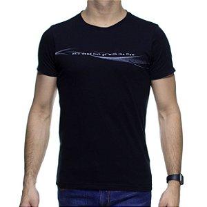 Camiseta de Malha Urbô Flow