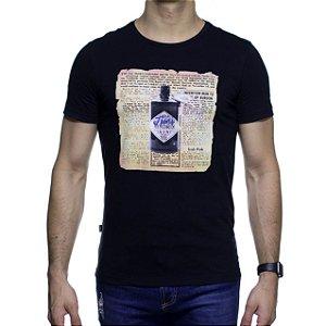 Camiseta Malha Sergio K Hendrix