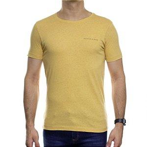 Camiseta de Malha Urbô Rhythm Amarela