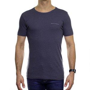 Camiseta de Malha Urbô Identify Preta
