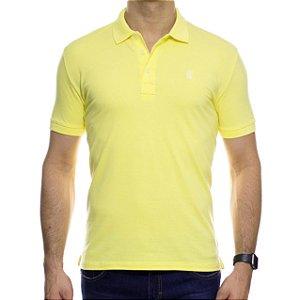 Camisa Polo Sergio K Basica Amarela
