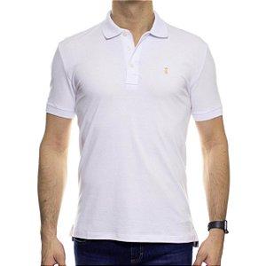 Camisa Polo Sergio K Basica Branca