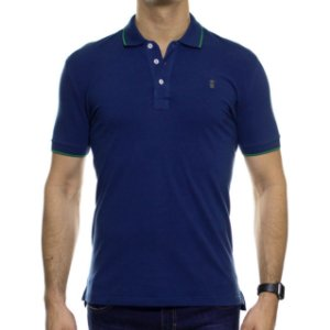 Camisa Polo Sergio K Drinks Marinho