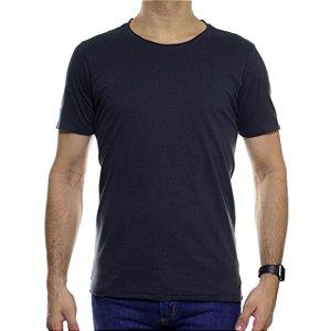 Camiseta de Malha Urbô Basica Eco Preta