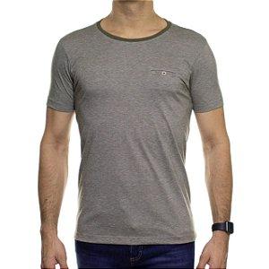 Camiseta de Malha Urbô Metropolitan Verde