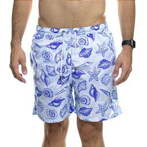 Short Ankor Concha Azul