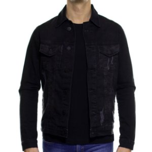 Jaqueta Jeans Urbô Black