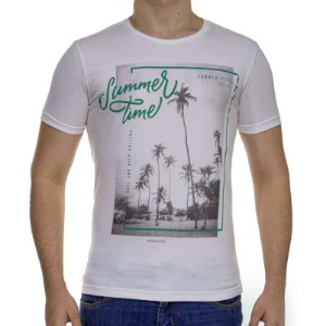 Camiseta Malha King e Joe Coqueiros Summer Time
