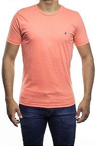 Camiseta Malha King e Joe Basica Coral