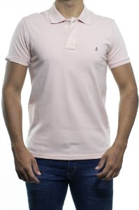 Camisa Polo King e Joe Piquet Rosa