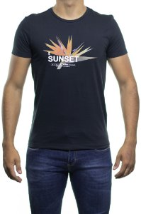 Camiseta Malha Sergio K Botânica Preto