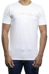 Camiseta Malha King e Joe Expectativa Realidade Off White
