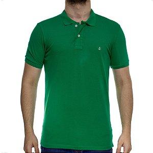 Camisa Polo King e Joe Basica Verde