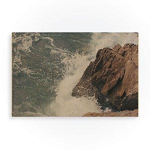 Print - Wave Rocks