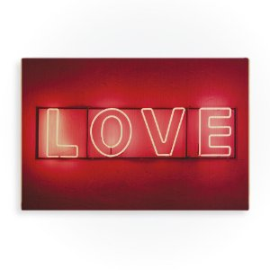 Print - Love Red Light