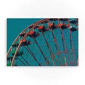 Quadro de Madeira - Roda Gigante