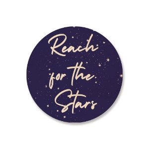 Print Redondo - Reach for the Stars