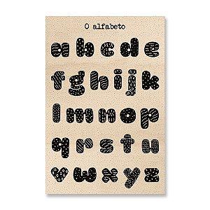 Print - Alfabeto
