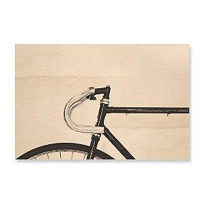 Quadro de Madeira - Bike Minimal