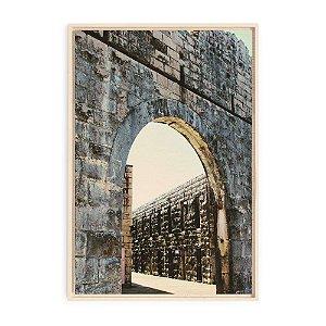 Quadro de Madeira - Prision