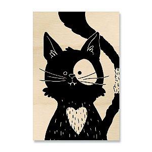 Print - Gato Caolho