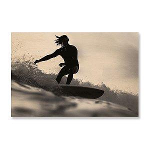 Print - Surfista Silhoueta