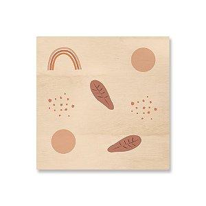 Print - Natureza Infantil Pastel 2