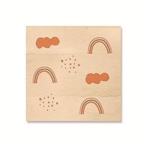 Print - Natureza Infantil Pastel 4