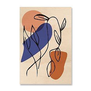 Print - Natureza Minimalista 1