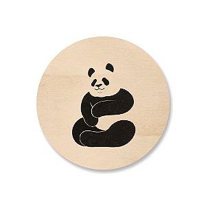 Print - Panda Abraço